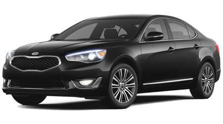 Stock Photo of 2016 Kia Cadenza