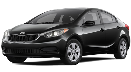 Stock Photo of Kia Forte