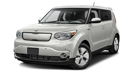Stock Photo of 2016 Kia Soul EV