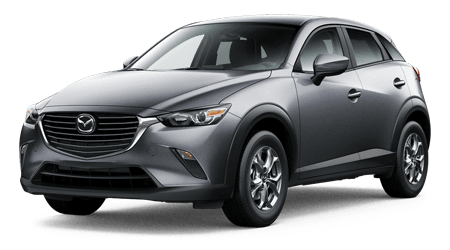 Stock Photo of 2017 Mazda CX-3