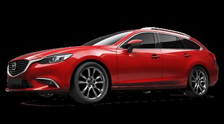 Stock Photo of 2017 Mazda 6