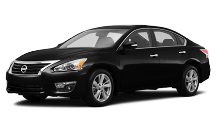 Stock Photo of 2015 Nissan Altima