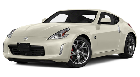 Stock Photo of 2016 Nissan 370Z
