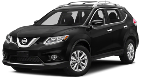 Stock Photo of 2016 Nissan Rogue
