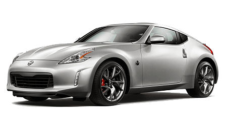 Stock Photo of 2017 Nissan 370Z