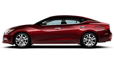 Stock Photo Of 2017 Nissan Maxima