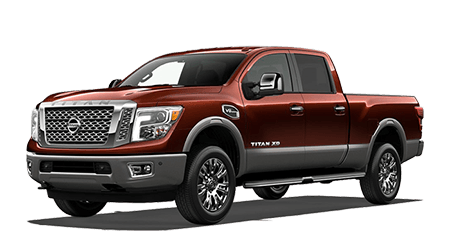 Stock Photo of 2017 Nissan Titan XD