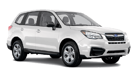 Stock Photo of 2017 Subaru Forester