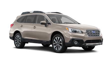 Stock Photo of 2017 Subaru Outback
