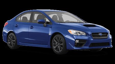 Stock Photo of 2017 Subaru WRX