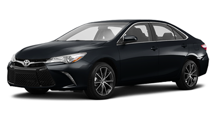 Stock Photo of 2015 Toyota Camry