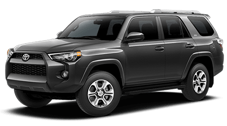 Stock Photo of 2016 Toyota 4Runner
