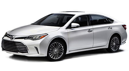 Stock Photo of 2016 Toyota Avalon