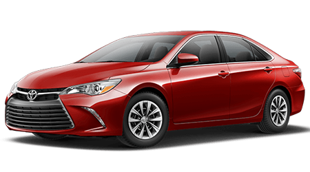 Stock Photo of 2016 Toyota Camry