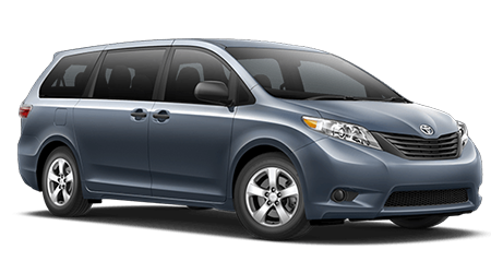 Stock Photo of 2016 Toyota Sienna
