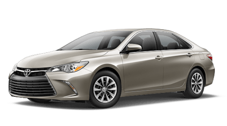 Stock Photo of 2017 Toyota Camry