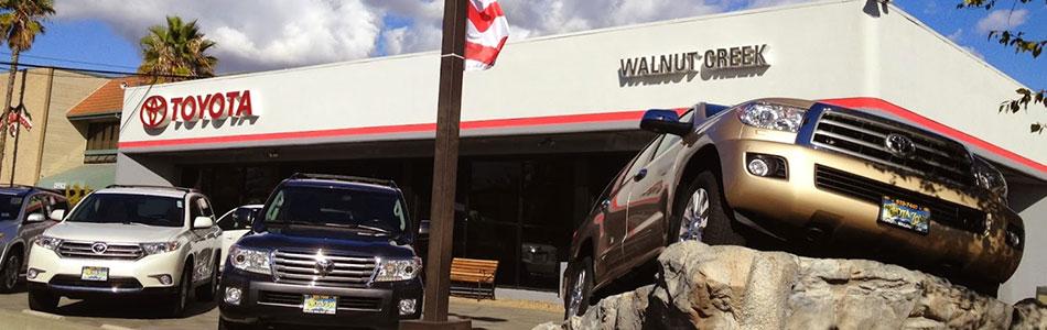 Toyota Service, Repair, And Maintenance In Walnut Creek, CA