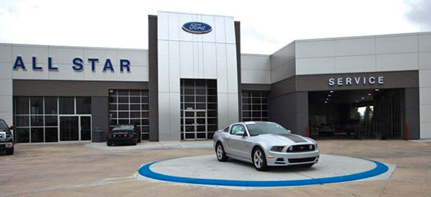 The Service Department At All Star Ford Is Proud To Provide Its Valued Customers A Host Of Amenities Keep Them Satisfied Comfortable And Happy When
