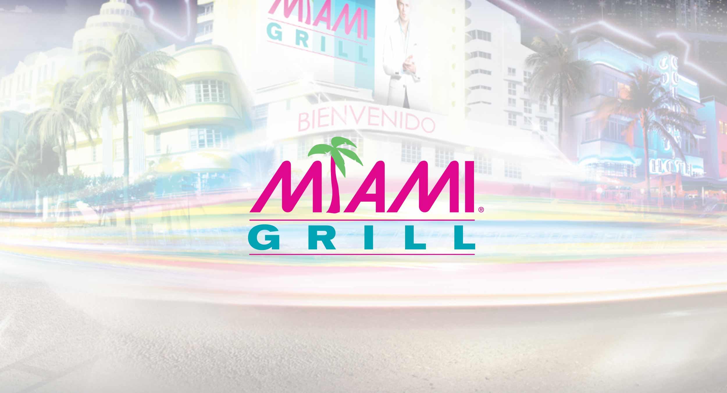 Miami grill slide1