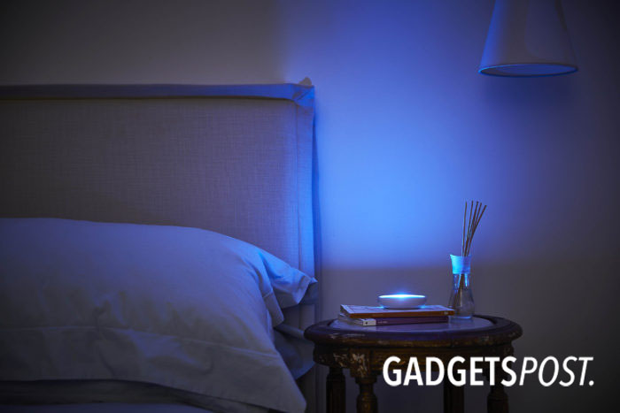 Sleep Like A Baby Again With This Miracle Bedside Light