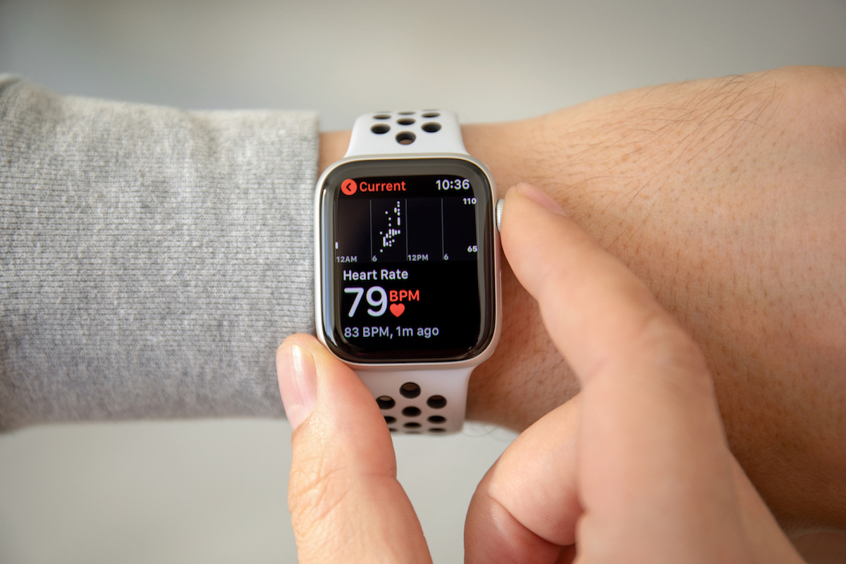 Apple Watch To Be Used In Stroke Prevention Study