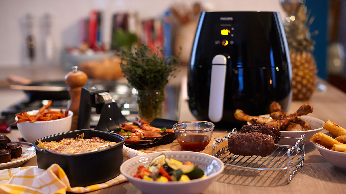 Upgrade Your Kitchen With These Hot AirFryer Deals