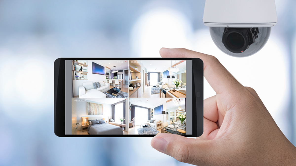 Smart Security: Keep An Eye On Your Home From Your SmartPhone