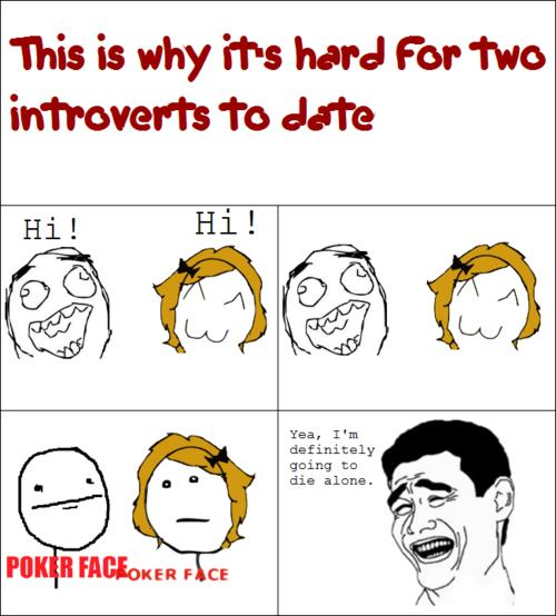 Introvert dating problems