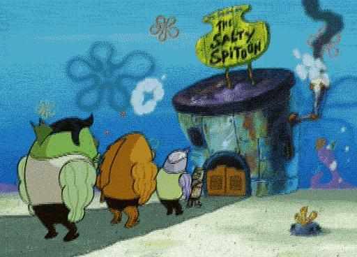 Hi welcome to the salty spatoon how tough are you?
