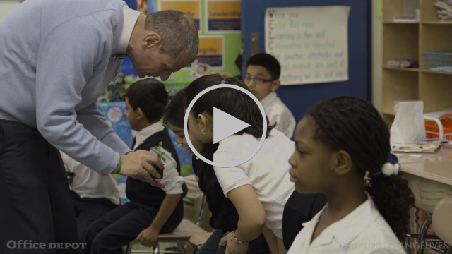Teachers Changing Lives: Stephen Ritz
