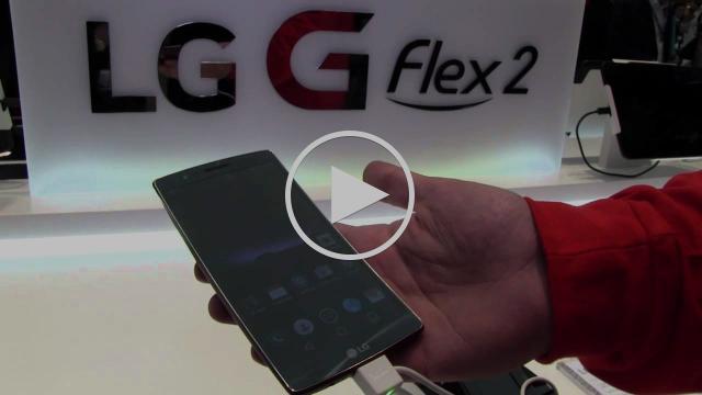 Conoce el buque insignia de LG: G Flex 2