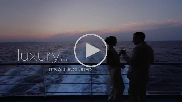 Regent Seven Seas Cruises - Enjoy... It's all included.