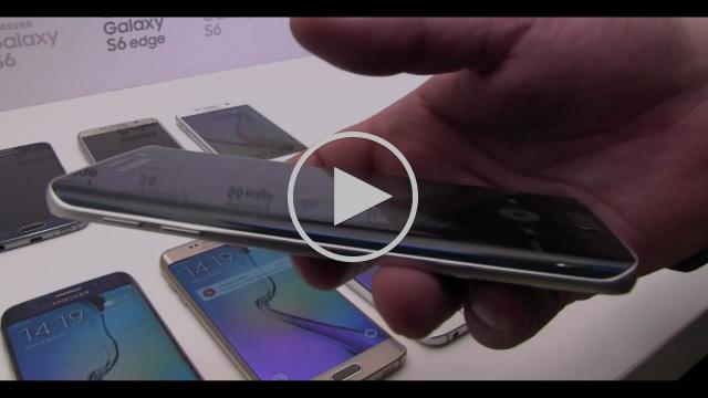 Conoce el Samsung Galaxy S6 y S6 Edge