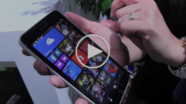 Microsoft Lumia  640 XL, la apuesta por la movilidad productiva