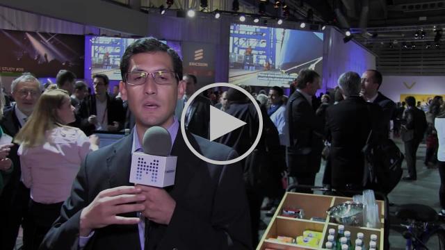 Perfil de Ericsson en el marco del Mobile World Congress 2015
