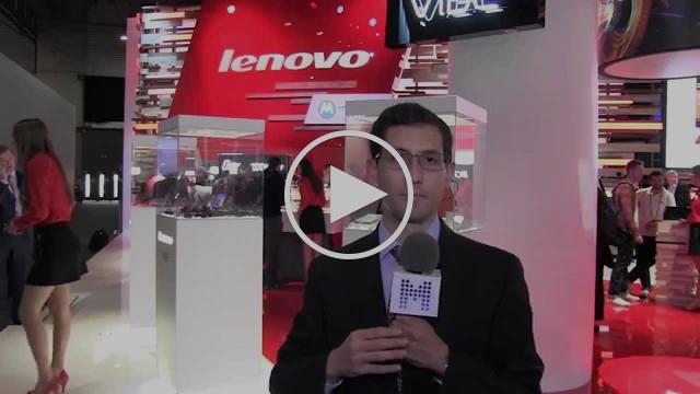 Perfil de Lenovo en el marco del Mobile World Congress 2015