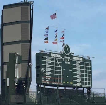 Cubs' W Flags