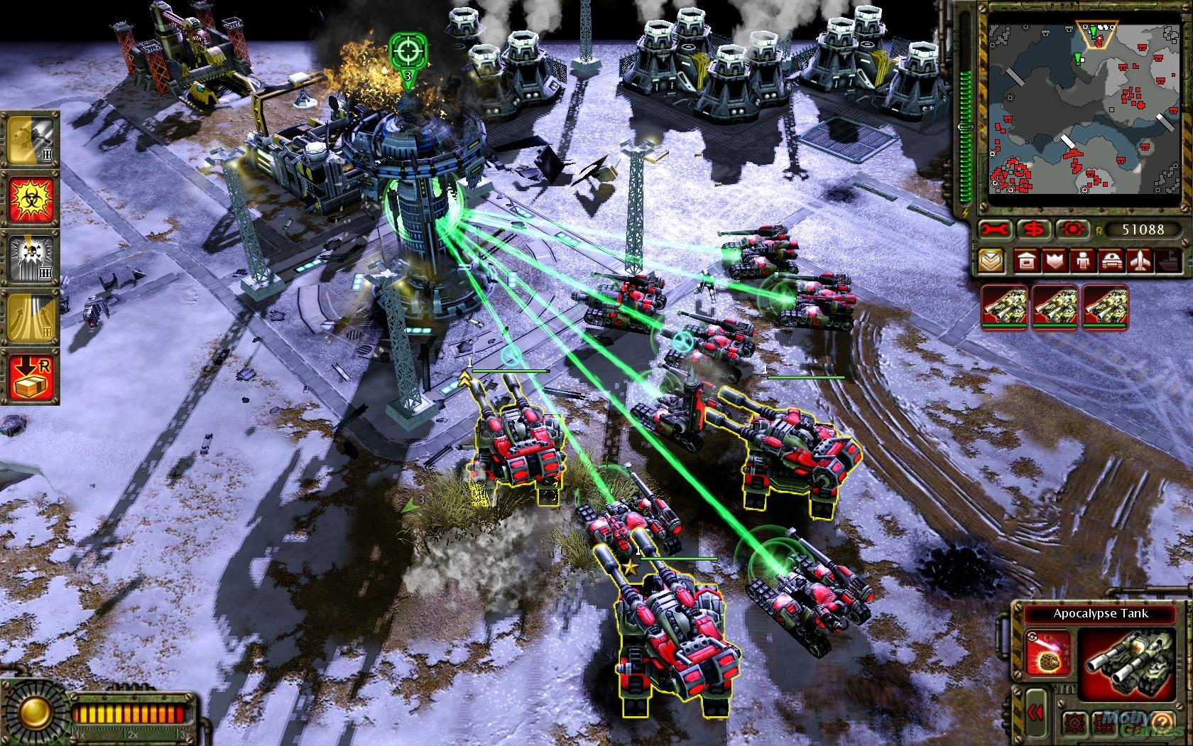 Command And Conquer Red Alert 3 Gameplay Command Amp Conquer Red