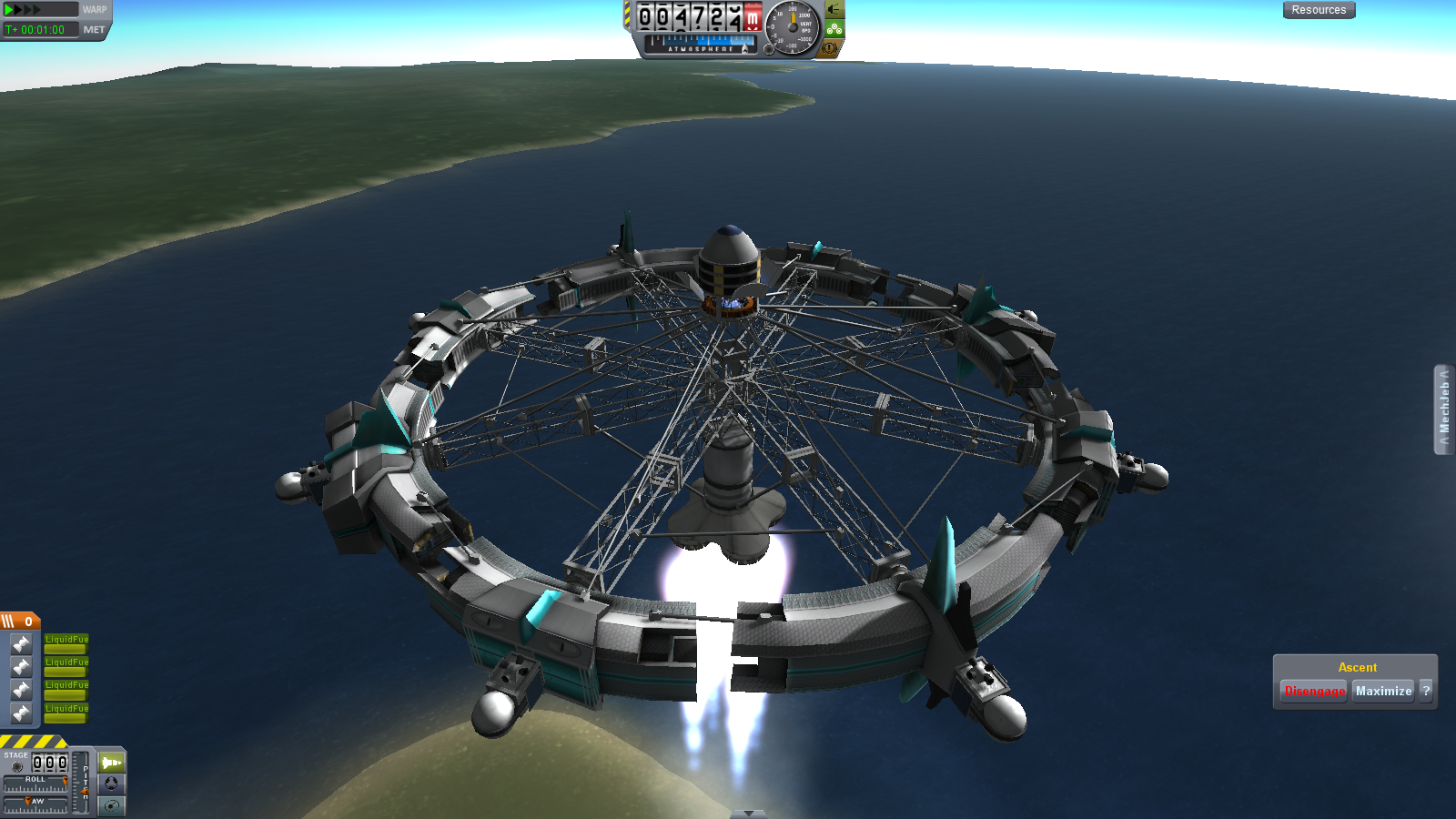 kerbal space program shuttle designs - photo #30