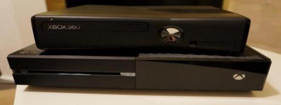 Microsoft Xbox 1