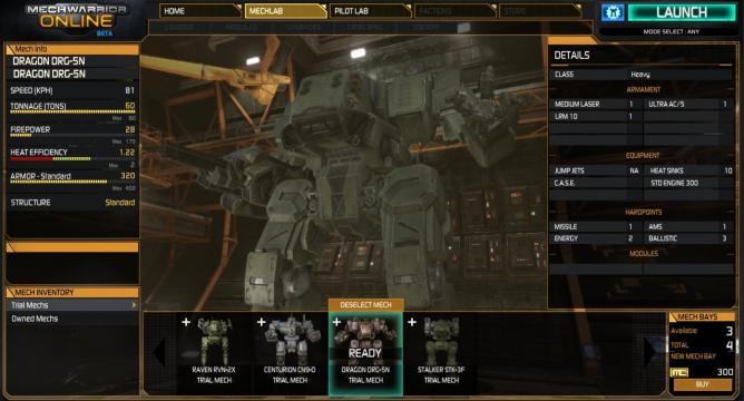 how to get hevry or assult mechs in battletech game
