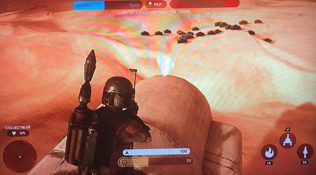 Star Wars Battlefront Boba Fett