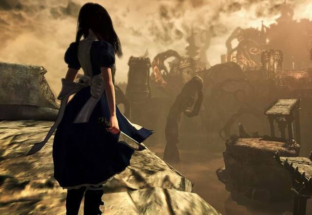 Alice: Madness Returns promotional shot.