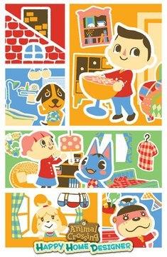 New nintendo 3ds happy home designer bundle animal - Animal crossing happy home designer bundle ...