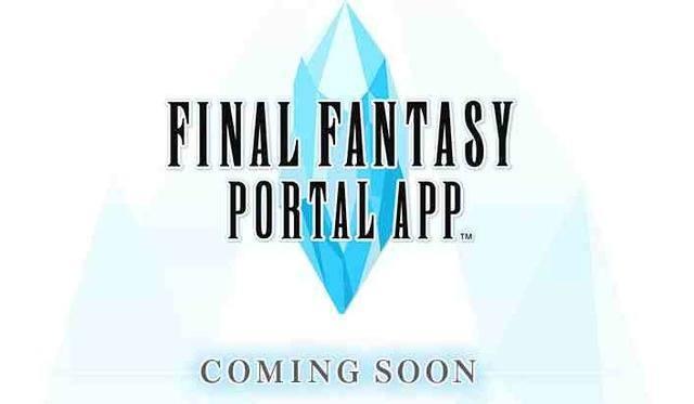 Final Fantasy Portal App.