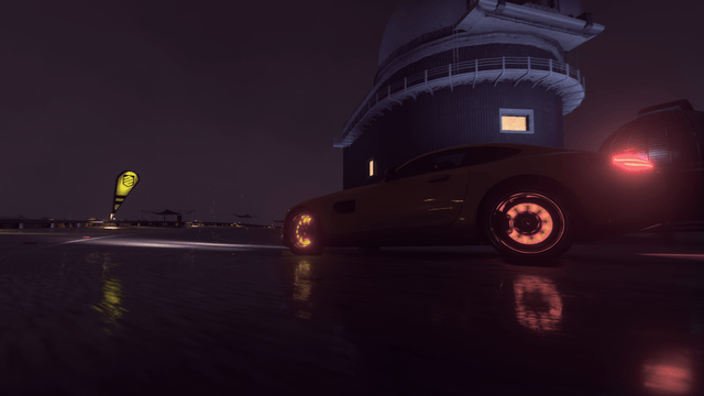 DriveClub Photo Mode Heated Brakes