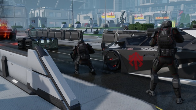 Promotional image released for XCOM 2.
