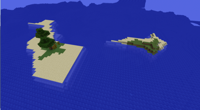 This Survival Island Seed
