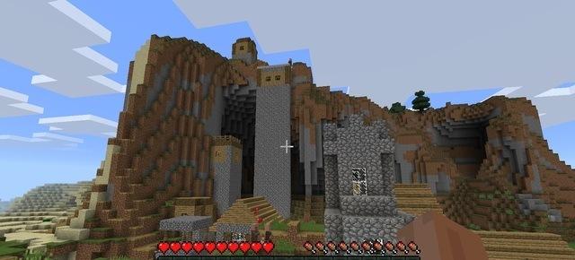 minecraft cavern superpig