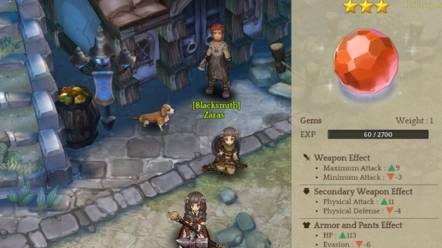 Tree Of Savior How To Enhance And Attach Gems Tree Of